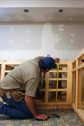 carpenter remodeling high on homeowner's lists