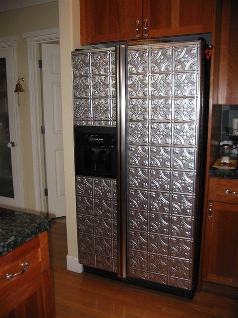 Refrigerator Makeover Ideas For Less Diyalogue