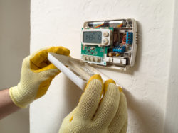 programmable thermostat among 5 quick winter home improvements
